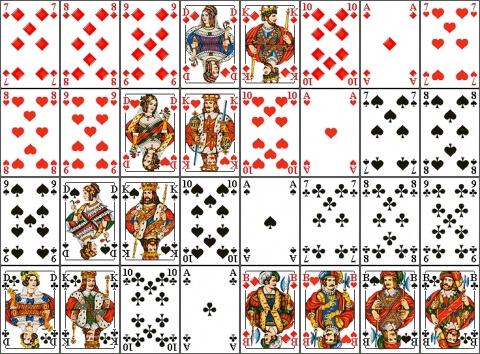 Alle Kartenspiele