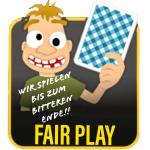 Appell zum Fair Play