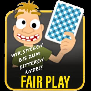 Feuerwerk Mau Mau - Fair Play - Wir spielen bis zum bitteren Ende!!-Teaser